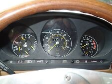 MERCEDES 380sl VDO Cluster 380 sl 107 500 w107 350 r107 Speedometer 123k Miles