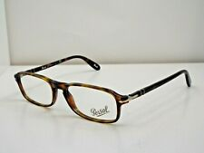 7cff970f303e1 Authentic PERSOL 3035V 24 Dark Tortoise Eyeglasses Frame  319