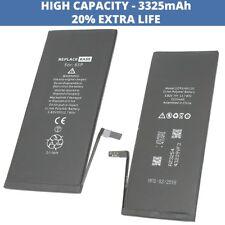 IPhone 6s Plus Original alta capacidad batería de reemplazo 3325 mAh 20% Extra Vida