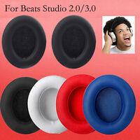 2* Ersatz Ohrpolster Cushion für Beats Studio 2.0/3.0 Wired Wireless Headsets