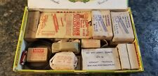 Lot of Vintage Model Train Parts Switches / Uncouplers / Diaphragms / Misc. **TA