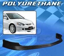 FOR ACURA RSX 02-04 DC5 T-R STYLE FRONT BUMPER LIP BODY KIT POLYURETHANE PU