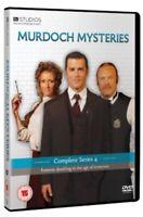 Nuovo Murdoch Mysteries Serie 4 DVD