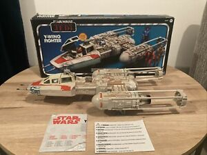 Star Wars Return of the Jedi Y-Wing Fighter The Vintage Collection Hasbro Kenner