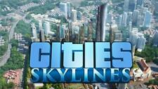 PC STEAM City Simulation GAME Cities Skylines Digital Download Code (no disc)