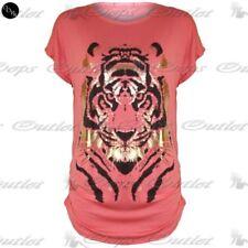 Markenlose Damenblusen, - tops & -shirts mit Fledermausärmeln in Größe 46