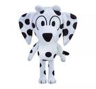 "Bluey Friends Chloe Plush 7""  Stuffed Animal White Dalmatian Dog 2021"