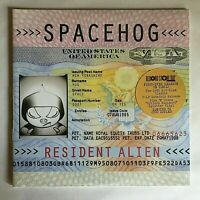 SPACEHOG Resident Alien RSD 2020 Splatter Vinyl LP Record NEW IN HAND