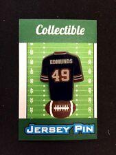 Buffalo Bills Tremaine Edmunds lapel pin-Collectible-New Fan Fav-BILLS Nation!