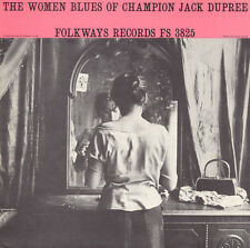 Champion Jack Dupree - The Women Blues of Champion Jack Dupree [New CD]