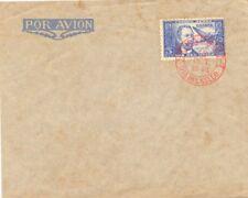 1944 SPD DOCTOR THEBUSSEM EDIFIL 983 SPAIN SOBRE PRIMER DIA AVION FDC    TC10621