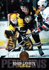 1993-94 Leaf Mario Lemieux #5 Mario Lemieux