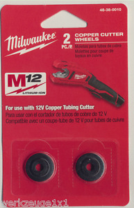 Milwaukee Cutting Wheel Suitable For Copper Pipes Battery Tube Cutters M12 PC