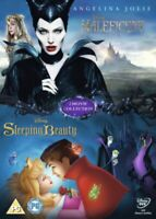 Nuovo Maleficent/Addormentato Bellezza DVD