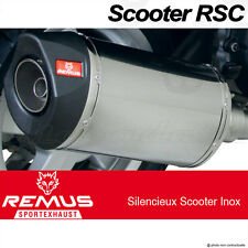 Echappement Remus RSC Inox Piaggio Vespa GTS 125 i e 09   avec Catalyseur