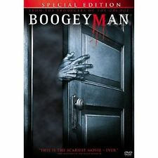 The Boogeyman (DVD, 2005, Special Edition) RARE LUCY LAWLESS BRAND NEW