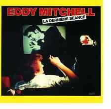 CD EDDY MITCHELL 1998 LA DERNIERE SEANCE  jaquette rééditée