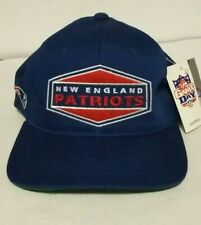 New Vintage NFL New England Patriots Hat Cap GAME DAY