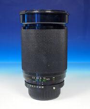 Soligor 28-200mm/3.8-5.5 mc c/d zoom macro lens lente para Pentax K - (200456)