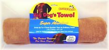 2 x SnuggleSafe Big Dog MICROFIBRE towel for dogs, large 140 x 76cm