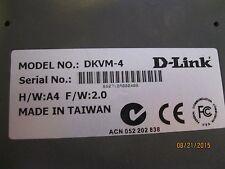 D-Link dkvm-4