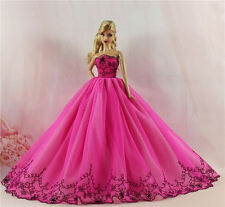 Fashion Royalty Princess Robe/vêtements/robe pour poupée Barbie S512U