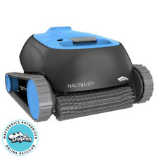 Dolphin Nautilus Robotic Pool Cleaner with Clever Clean - 99996113-Us