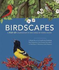 Birdscapes: A Pop-Up Celebration of Bird Songs in Stereo Sound, Miyoko Chu, Corn