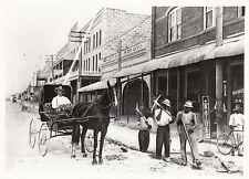 EARLY FLAGLER STREET ~MIAMI, FLORIDA - 1913