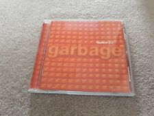 GARBAGE Version 2.0 1998 issue CD VG Condition Shirley Manson