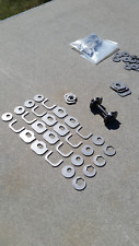 BMW e30 rear subframe camber and toe correction (hardware included)