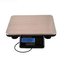 Digital Platform Scale Lcd Display 2 Weighing Mode 6 Function Keys 660lb Weight