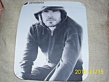 Nwt One of a Kind Jared Leto 30 Seconds to Mars Mouse pad Free Us shipping