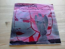 "Modern Eon Euthenics Excellent 7"" Single Vinyl Record INEV 003 P/S Porky Prime"