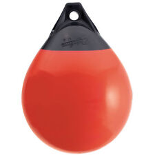 Two Polyform Buoys A-2 A2 Red Color Heavy Duty Fender (2)