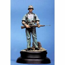 SOL RESIN FACTORY MM024, SCALE 120mm GERMAN SNIPER WW II (Base is Not Included)