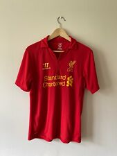 Liverpool Home 2012/13 Football Shirt Medium
