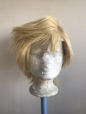 Perücke Wig Blond Kurz Prompto Argentum Final Fantasy 15 FFVX Cosplay