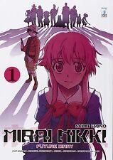 Mirai Nikki N° 1 - Point Break 144 - Star Comics Manga - ITALIANO NUOVO