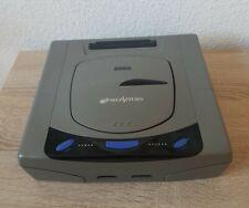 Sega Saturn Grau Konsole V1 erste Version NTSC-J Japan 110V defekt