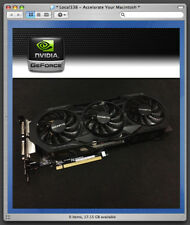 nVidia GTX 970 4GB 4K Video Card For Apple Mac Pro 3,1-5,1 *680 780 *macOS 10.13
