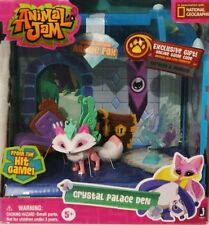 Animal Jam Crystal Palace with Limited Edition Figure
