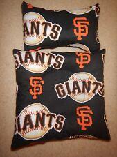 MLB - SAN FRANCISCO GIANTS - Bowling Ball Holder & Grip Bag-Handmade