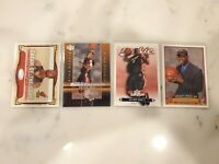 Dwyane Wade Lot RC Upper Deck MVP, Topps RC, Cream Of The Crop,Rookie Exclusives