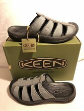 Keen Aruba II Gargoyle/Raven Slide Men's Sizes 7-15/NEW!!!