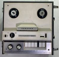 Concord Reel to Reel Player