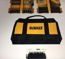 Dewalt DWA2L0BAG80 80-Piece Drilling/Driving Utility Set w/ Contractor Tool Bag