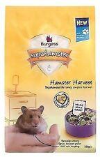 Burgess Supahamster Harvest Hamster Food 750g
