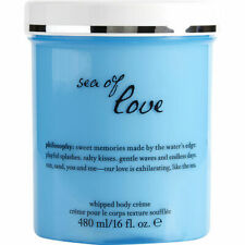 Philosophy By Philosophy Sea Of Love Whipped Body Cream --480ml/16oz