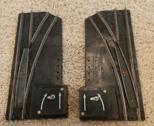 B20 American Flyer S Scale Model Trains Train Track RH & LH Manual Switches L#2